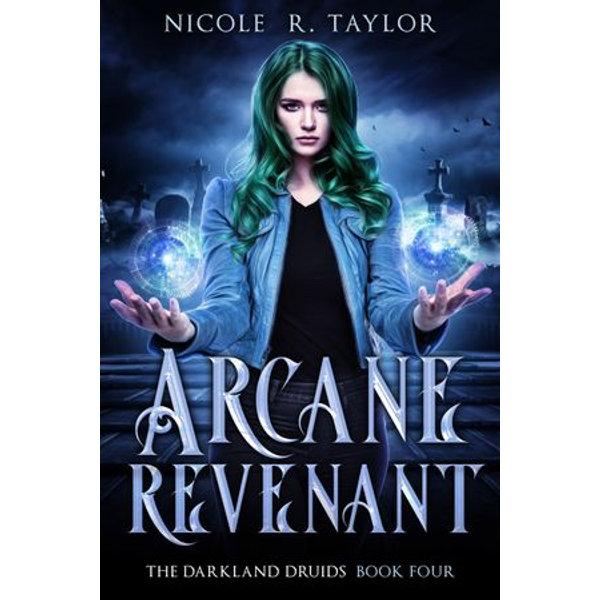 Arcane Revenant - Nicole R. Taylor   Karta-nauczyciela.org