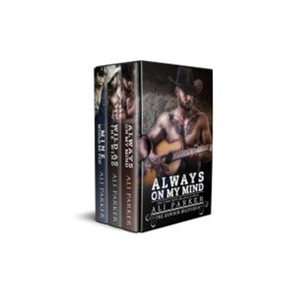 The Dawson Brothers Box Set Books 1-3 - Ali Parker | 2020-eala-conference.org