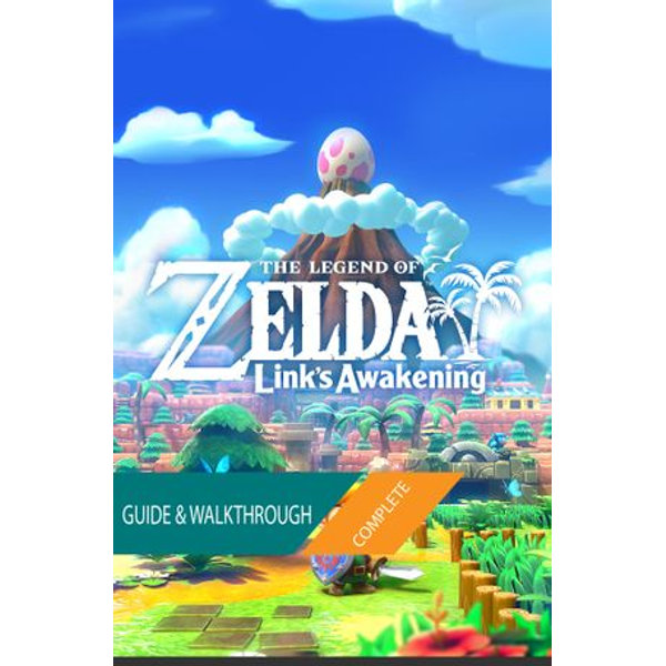 The Legend of Zelda Link's Awakening - Tam Ha | Karta-nauczyciela.org