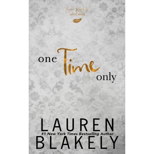 One Time Only - Lauren Blakely | Karta-nauczyciela.org