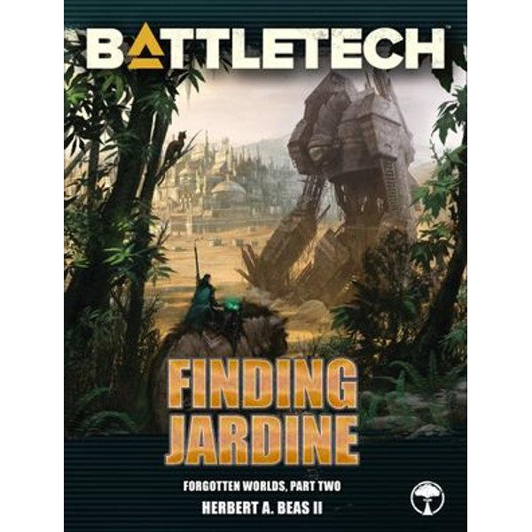 BattleTech: Finding Jardine - Herbert A. Beas II | Karta-nauczyciela.org