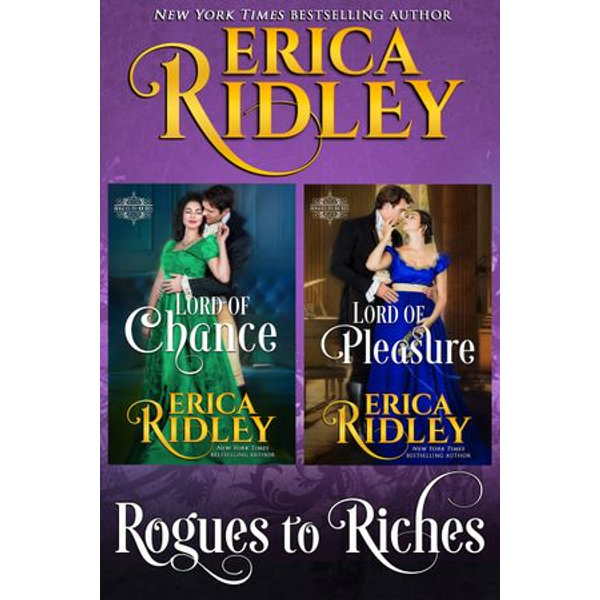 Rogues to Riches (Books 1-2) - Erica Ridley   2020-eala-conference.org