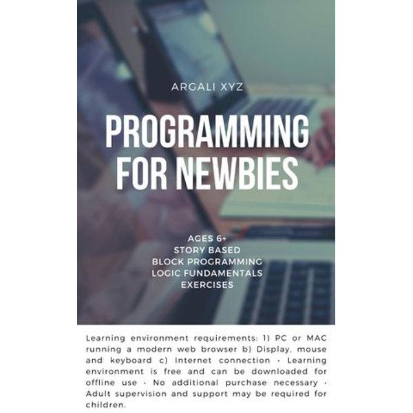 Programming For Newbies - Argali XYZ | Karta-nauczyciela.org