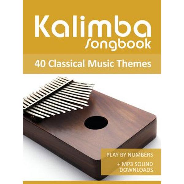 Kalimba Songbook - 40 Classical Music Themes - Reynhard Boegl | Karta-nauczyciela.org