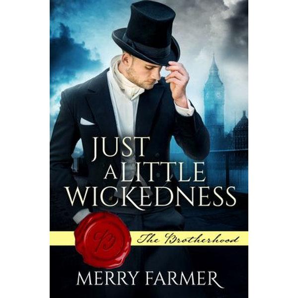 Just a Little Wickedness - Merry Farmer   Karta-nauczyciela.org