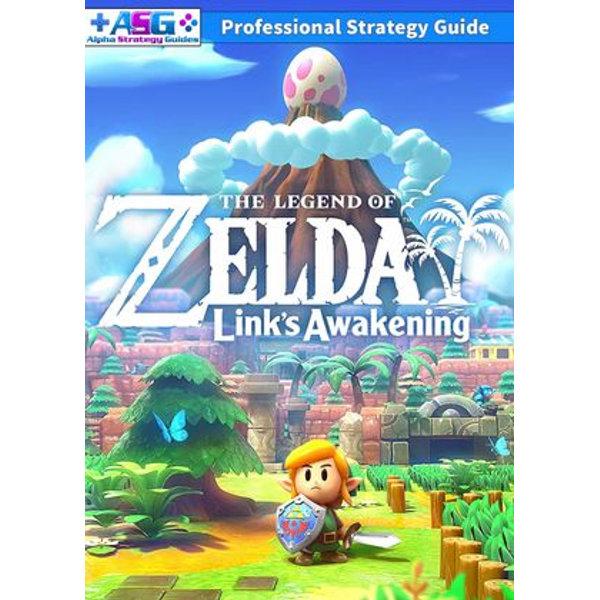 The Ultimate The Legend of Zelda Link's Awakening Strategy Guide - AlphaStrategyGuides | Karta-nauczyciela.org