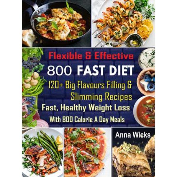 Flexible & Effective 800 Fast Diet - Anna Wicks | Karta-nauczyciela.org