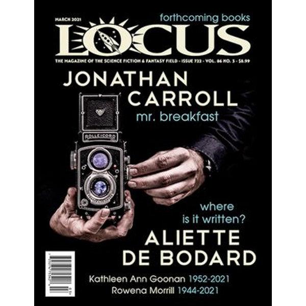 Locus Magazine, Issue #722, March 2021 - Locus Magazine | Karta-nauczyciela.org