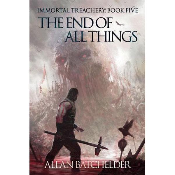 The End of All Things - Allan Batchelder | Karta-nauczyciela.org