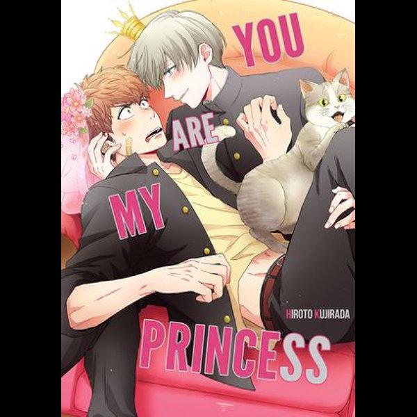 You Are My Princess (Yaoi Manga) - Hiroto Kujirada | 2020-eala-conference.org