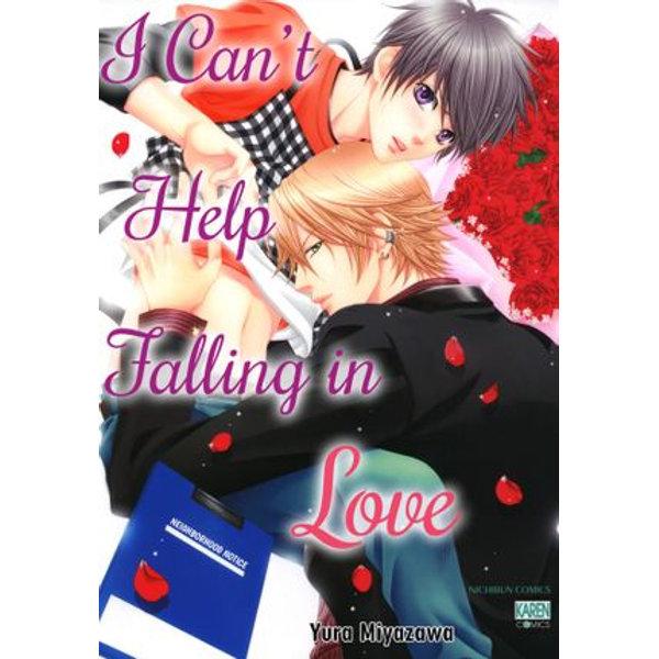 I Can't Help Falling in Love (Yaoi / BL Manga) - Yura Miyazawa | Karta-nauczyciela.org