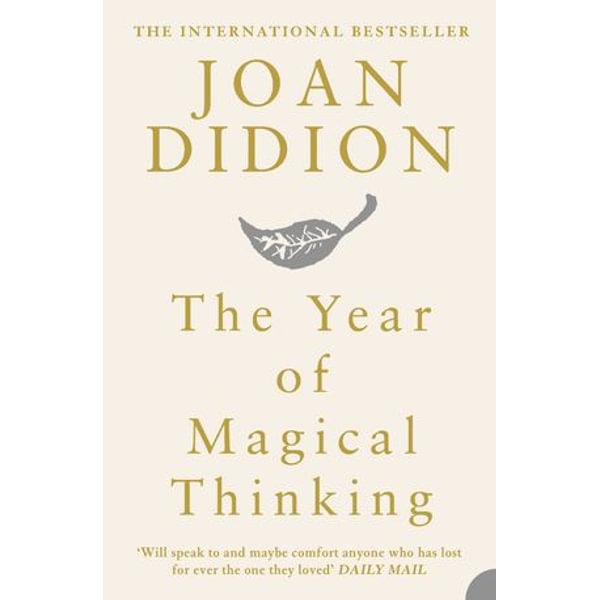 The Year of Magical Thinking - Joan Didion | Karta-nauczyciela.org