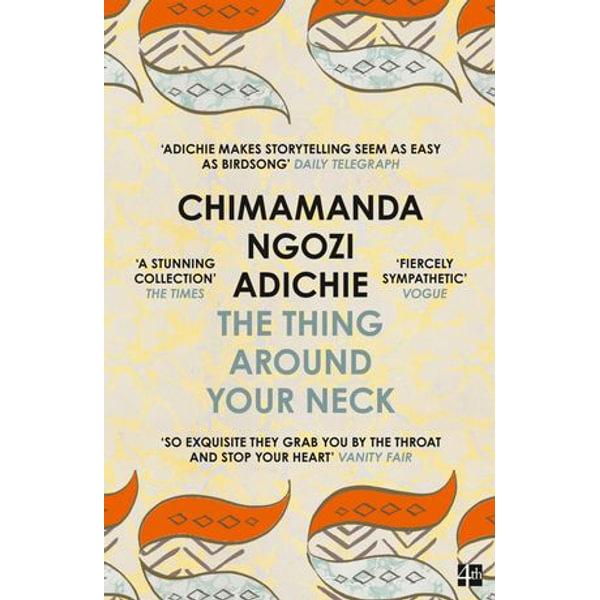 The Thing Around Your Neck - Chimamanda Ngozi Adichie   Karta-nauczyciela.org