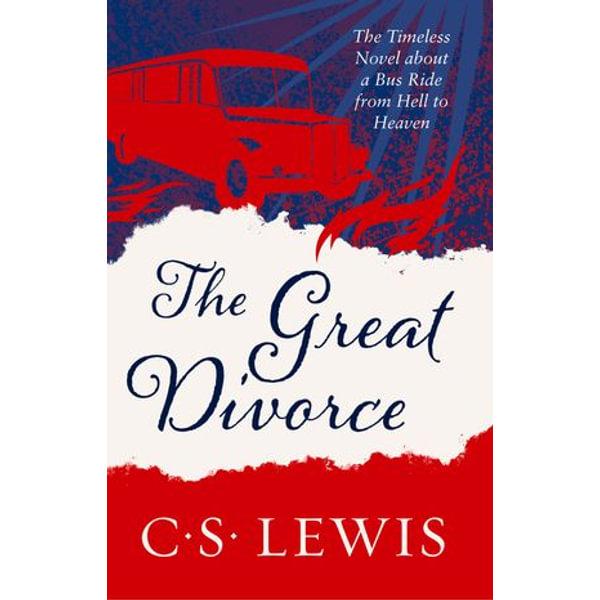 The Great Divorce - C. S. Lewis | Karta-nauczyciela.org