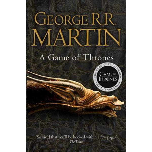 A Game of Thrones - George R.R. Martin | Karta-nauczyciela.org