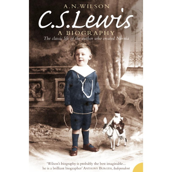 C. S. Lewis - A. N. Wilson   Karta-nauczyciela.org