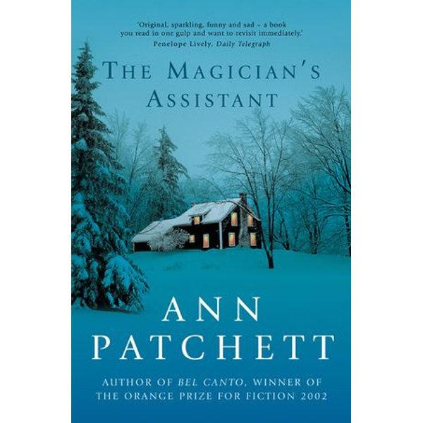 The Magician's Assistant - Ann Patchett   Karta-nauczyciela.org