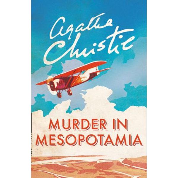 Murder in Mesopotamia (Poirot) - Agatha Christie   2020-eala-conference.org