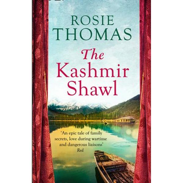 The Kashmir Shawl - Rosie Thomas | Karta-nauczyciela.org
