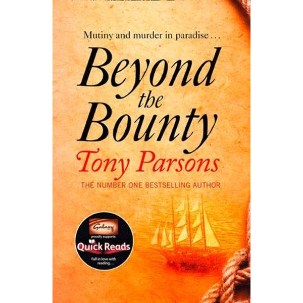 Beyond the Bounty - Tony Parsons   Karta-nauczyciela.org