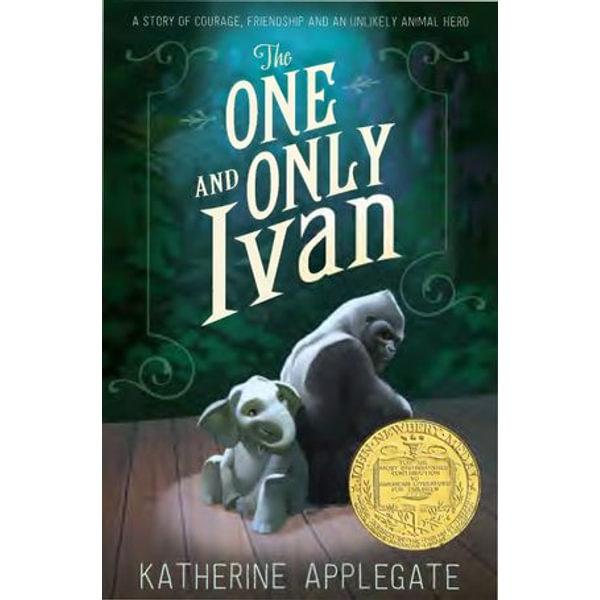 The One and Only Ivan - Katherine Applegate   Karta-nauczyciela.org