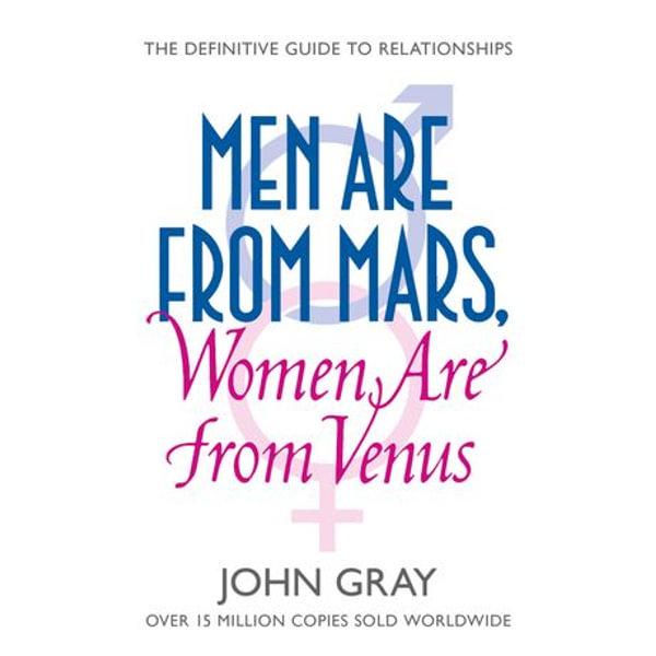 Men Are from Mars, Women Are from Venus - John Gray   Karta-nauczyciela.org