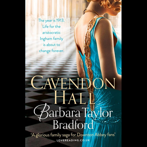 Cavendon Hall (Cavendon Chronicles, Book 1) - Barbara Taylor Bradford   Karta-nauczyciela.org