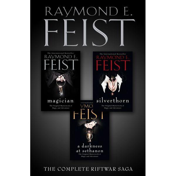 The Complete Riftwar Saga Trilogy - Raymond E. Feist | 2020-eala-conference.org