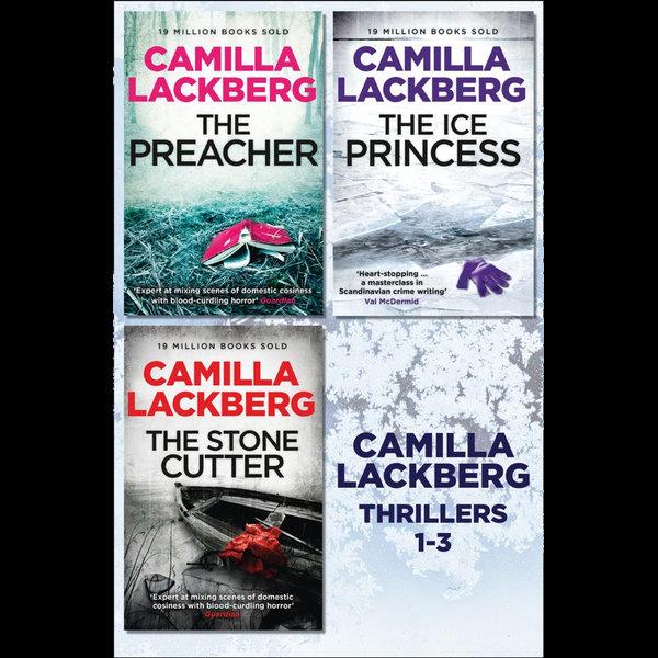 Camilla Lackberg Crime Thrillers 1-3 - Camilla Lackberg | 2020-eala-conference.org