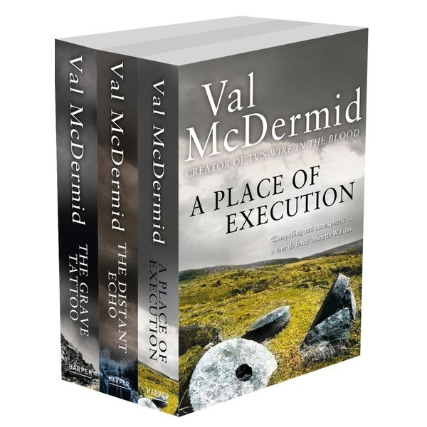 Val McDermid 3-Book Crime Collection - Val McDermid | 2020-eala-conference.org
