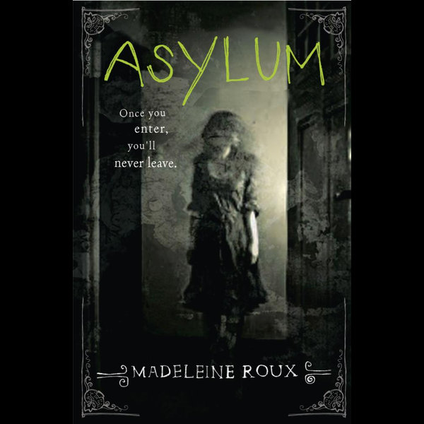 Asylum - Madeleine Roux   Karta-nauczyciela.org