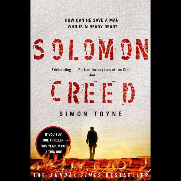 Solomon Creed - Simon Toyne   Karta-nauczyciela.org