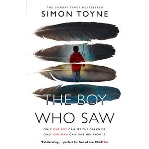 The Boy Who Saw - Simon Toyne | Karta-nauczyciela.org