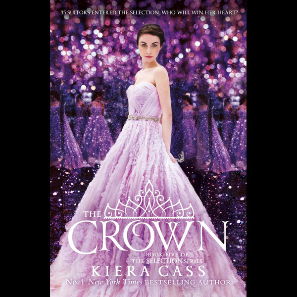 The Crown (The Selection, Book 5) - Kiera Cass | Karta-nauczyciela.org