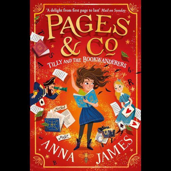 Pages & Co. - Anna James | Karta-nauczyciela.org