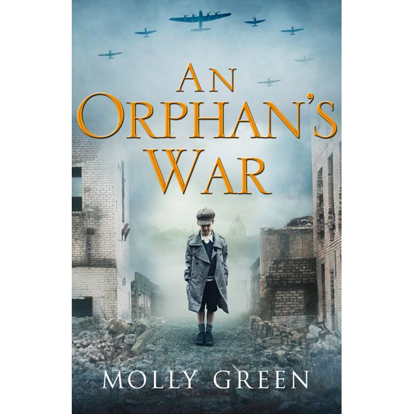 An Orphan's War - Molly Green   Karta-nauczyciela.org