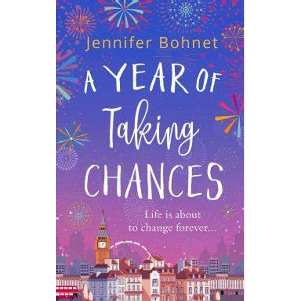 A Year of Taking Chances - Jennifer Bohnet   2020-eala-conference.org