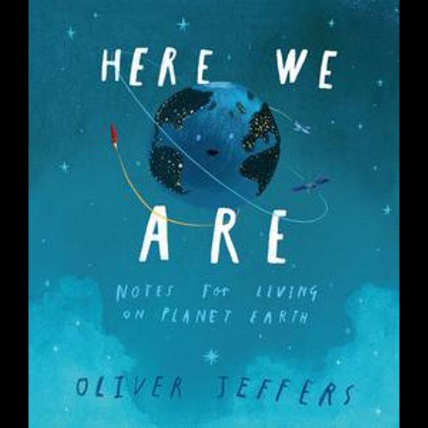 Here We Are - Oliver Jeffers | Karta-nauczyciela.org