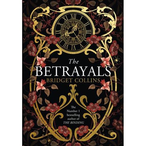 The Betrayals - Bridget Collins   Karta-nauczyciela.org
