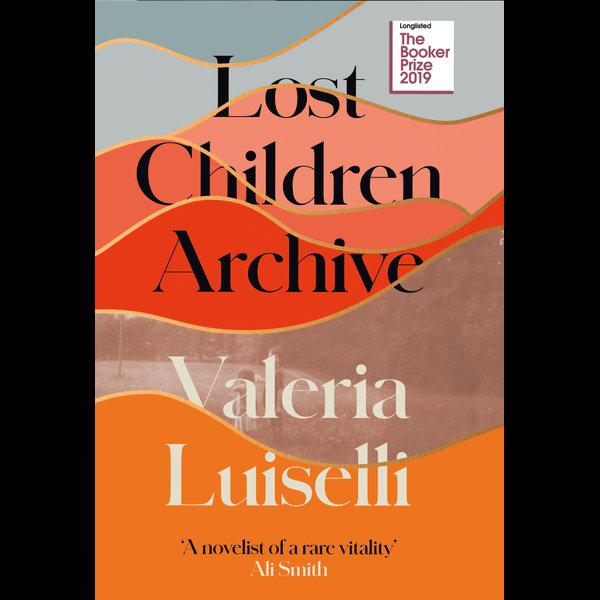 Lost Children Archive - Valeria Luiselli   Karta-nauczyciela.org