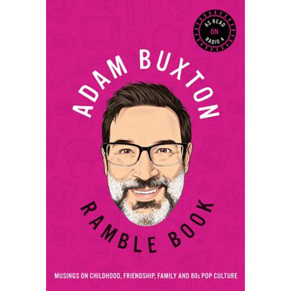 Ramble Book - Adam Buxton   Karta-nauczyciela.org