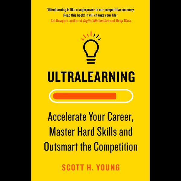 Ultralearning - Scott H. Young   Karta-nauczyciela.org