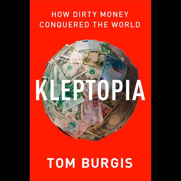 Kleptopia - Tom Burgis   Karta-nauczyciela.org