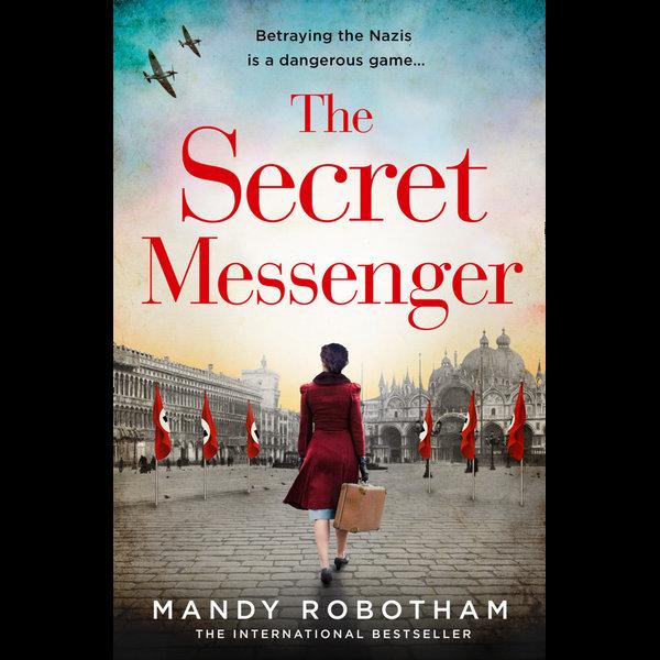 The Secret Messenger - Mandy Robotham | Karta-nauczyciela.org