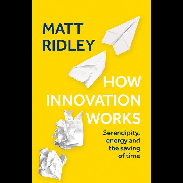 How Innovation Works - Matt Ridley | Karta-nauczyciela.org