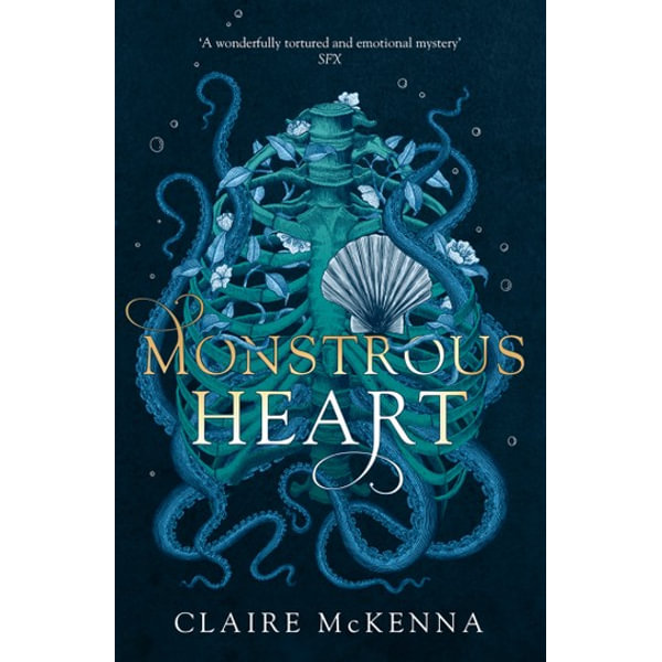 Monstrous Heart (The Deepwater Trilogy, Book 1) - Claire McKenna | 2020-eala-conference.org