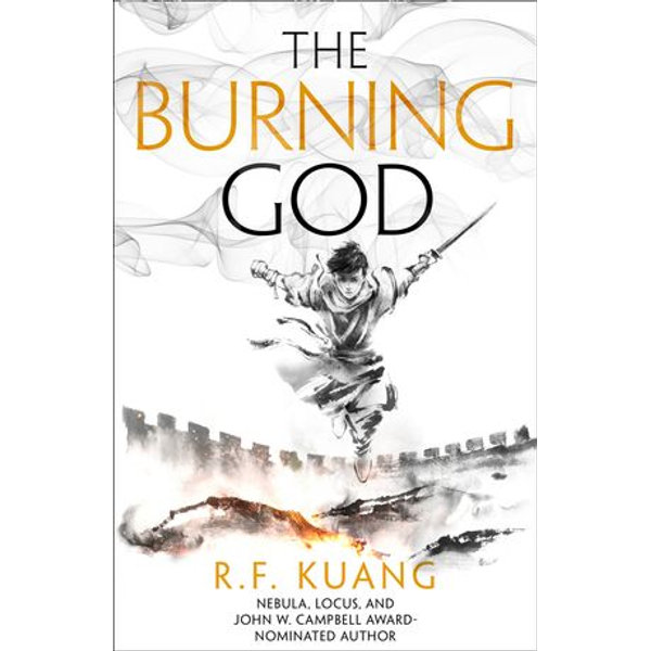 The Burning God - R.F. Kuang   2020-eala-conference.org