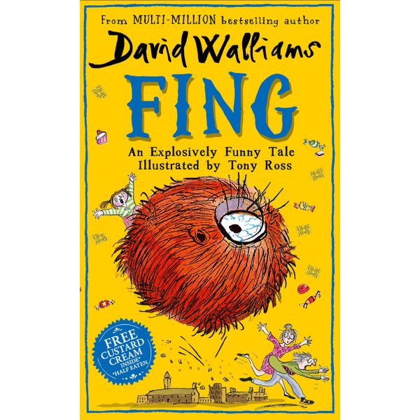 Fing - David Walliams, Tony Ross (Illustrator) | Karta-nauczyciela.org