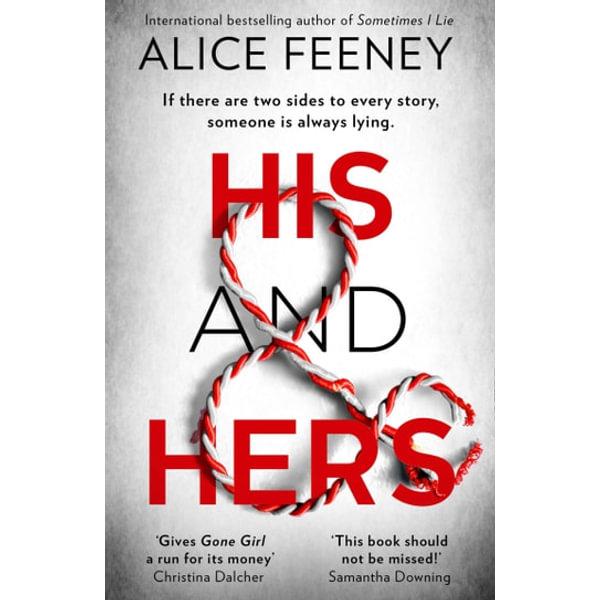 His and Hers - Alice Feeney   Karta-nauczyciela.org
