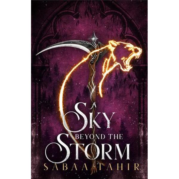 A Sky Beyond the Storm (Ember Quartet, Book 4) - Sabaa Tahir | Karta-nauczyciela.org